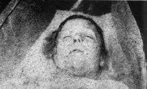 Mary Ann's victim